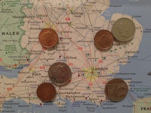 British Coin Magnets