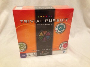 Trivial Pursuit - Bet You Know It