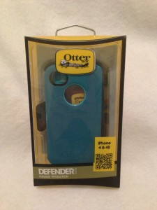 Otter Box Defender Series Case for iPhone 4 or 4s